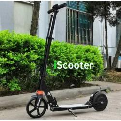 Νέο πισωκίνητο ηλεκτρικό πατίνι iScooter με βάρος 7.9kg - IS9