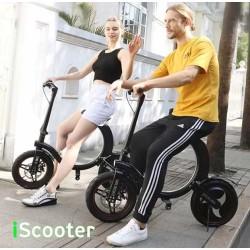 iScooter 360° ηλεκτρικό πατίνι με 14 τροχό αναδιπλουμενο  - is1